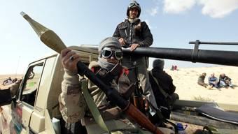 Der Krieg in Libyen