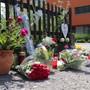 Die Unfallstelle an der Luzernerstrasse in Moosleerau, wo am 6. Juni 2019 ein 10-jähriger Bub von einem Lastwagen überfahren und tödlich verletzt wurde.