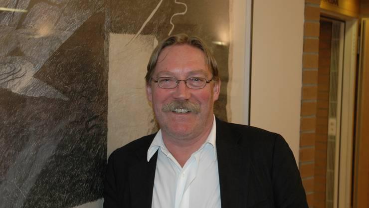 Toni Stadelmann nahm 2007 schon an den Zürcher Ständeratswahlen teil.