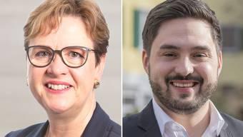 Edith Graf-Litscher (SP) kämpft dafür, dass die Medienpolitik bei der Fernmeldekommission (KVF) bleibt. Cédric Wermuth (SP) will sie zur staatspolitischen Kommission (SPK) holen.