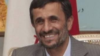 Ahmadinedschad macht neuen Vorschlag für Kabinettsmitglieder (Archiv)