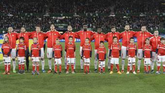 Die Schweizer Nati schlägt Österreich in einem Testspiel 2:1.