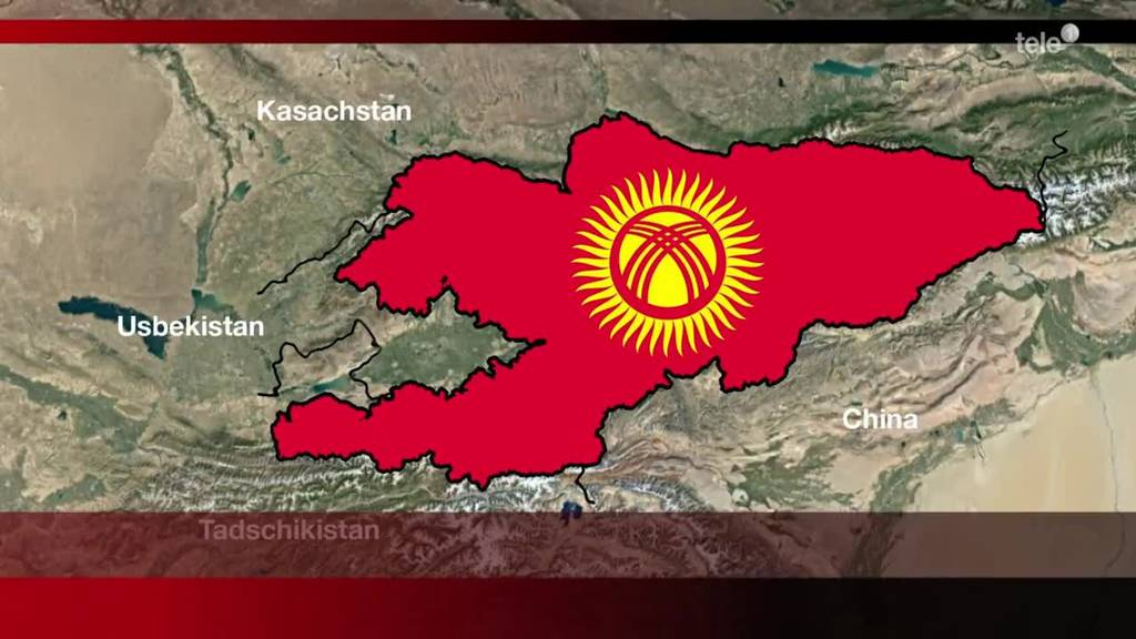 Kirgistan, Urner Hilfe für Spaltenkinder