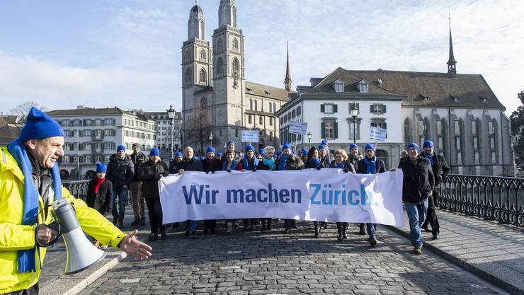 Die Zürcher FDP ist wie die Mutterpartei auf Klimaschutz eingeschwenkt.