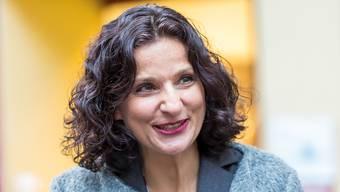 Gabriela Suter kündigt an, sie werde an der nächsten Grossratssitzung am 15. Mai eine Motion zur Abschaffung der umstrittenen schwarzen Liste einreichen. (Archivbild)