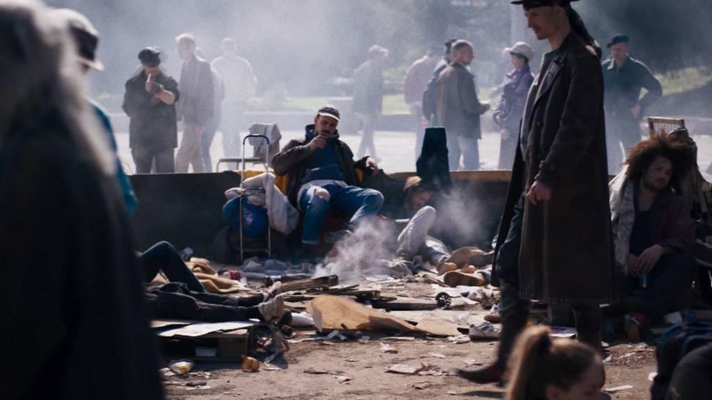 Platzspitzbaby: Emotionale Premiere