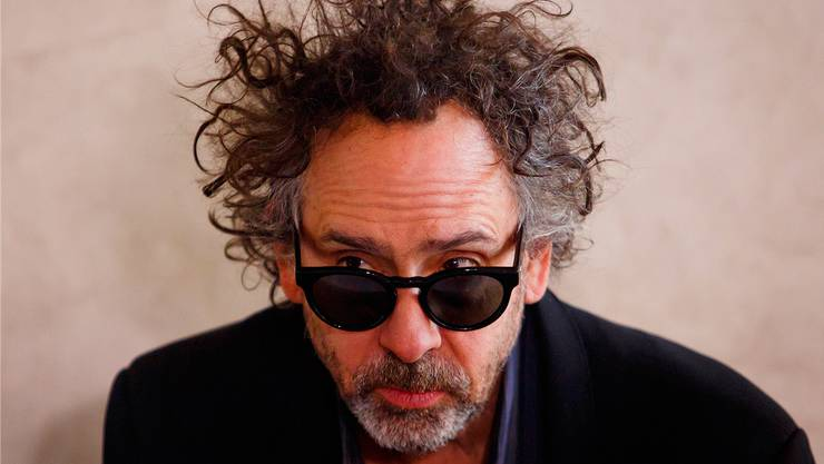 «Ich habe so gut wie keinen Bezug zur Zeit. Aber ich finde es gut, dass es immer vorwärtsgeht»: Star-Regisseur Tim Burton.Matej Divizna/Getty Images