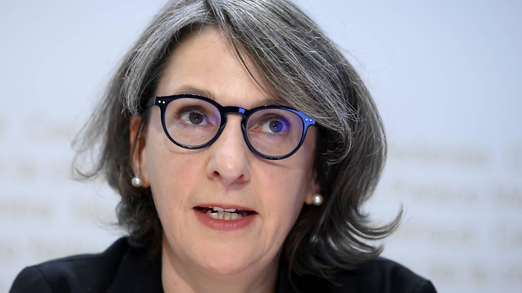 BAG-Chefin Lévy fordert Geduld für grösste Impfaktion aller Zeiten