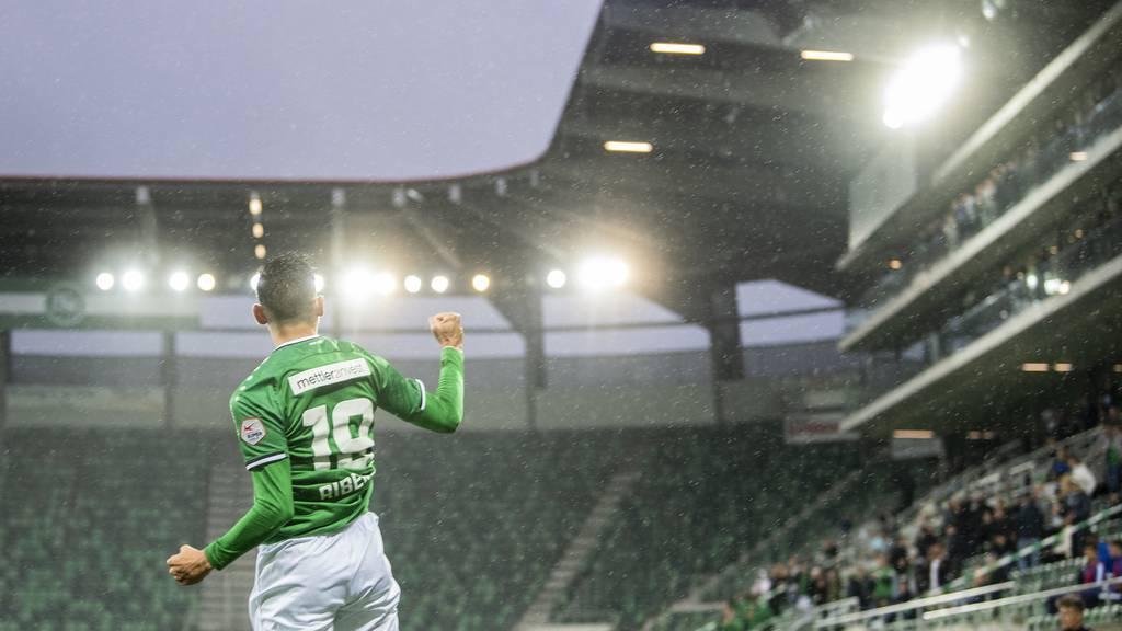 Der FC St.Gallen begeistert weiter