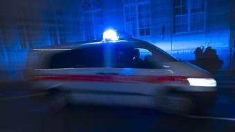 Gerät ein Ambulanzfahrer in eine Radarfalle, muss er mit einer Bestrafung rechnen. (Symbolbild)