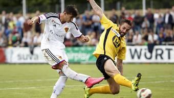 Der FC Basel trifft im Cup auf den FC Meyrin