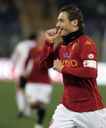Roma-Legende Francesco Totti