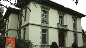 Allein letztes Jahr kamen an die 25 000 Personen ins Badener Kindermuseum an der Villa Funk am Ländliweg.