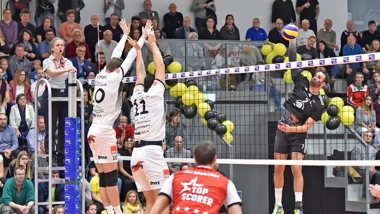 Volley Schönenwerd darf sich im Europacup auf dem internationalen Parkett beweisen.