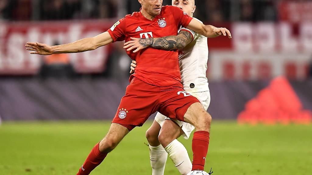 Thomas Müller bleibt bei Bayern München
