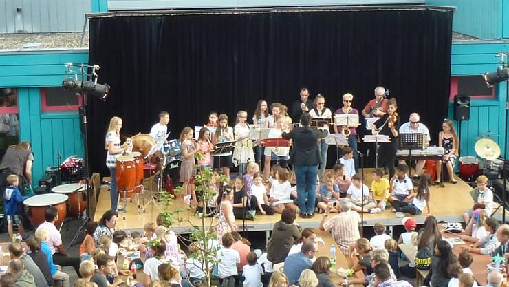Impressionen vom Jugendfest Fislisbach