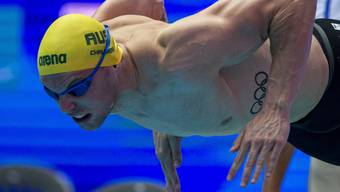 Der Australier Kyle Chalmers hat eine Herzoperation gut überstanden