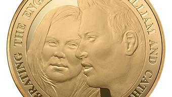 Viele Briten fragen sich: Wer soll das sein auf dieser Münze?