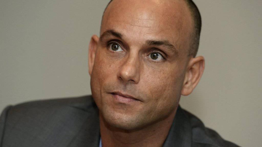 Adel Abdel Latif ist ein Hansdampf: Mister Schweiz 1996, Facharzt für Radiologie, Kickbox-Weltmeister, Buchautor und nach eigenen Angaben einer von weltweit nur sieben «Ghost Negotiators» (Archiv).