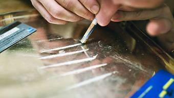 Vermehrt Kokain bei Verkehrsteilnehmern festgestellt (Archiv)
