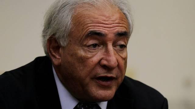 """IWF-Chef Strauss-Kahn spricht von """"historischer Vereinbarung"""" (Archiv)"""