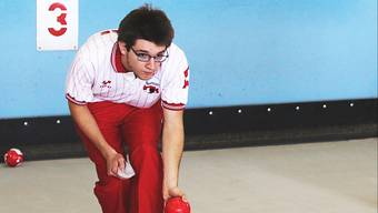 Davide Valsangiacomo will mit der Schweiz Gold.
