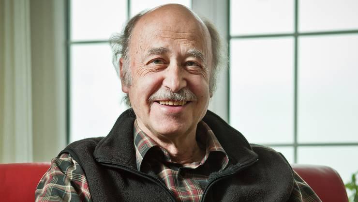 Der Kinderarzt und Buchautor Remo H. Largo