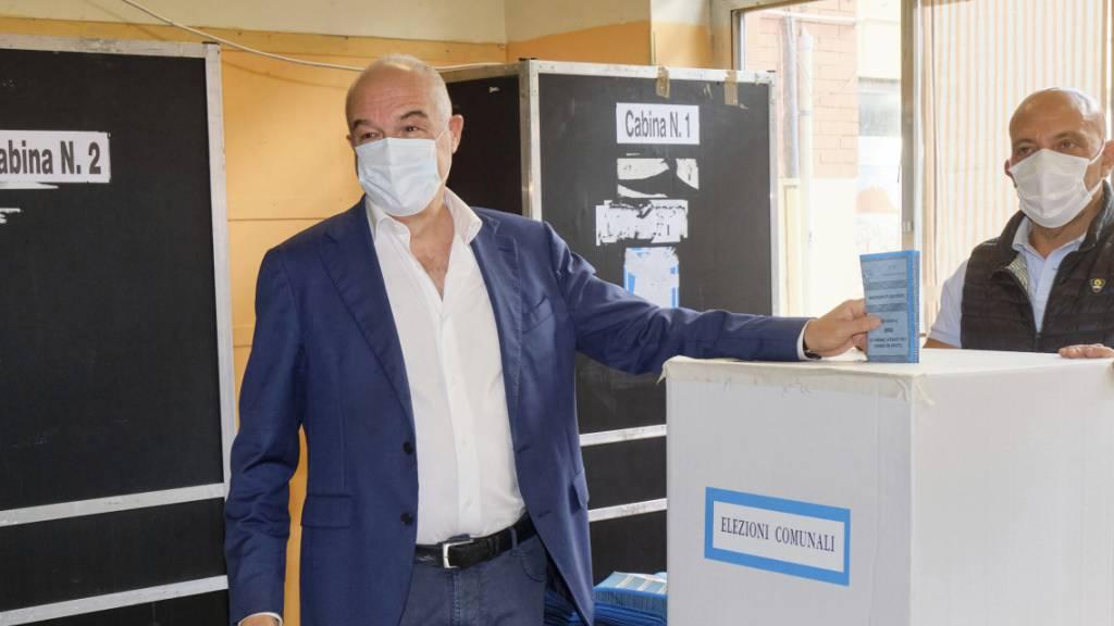 Stichwahl in Italien – Ringen um Bürgermeisterposten in Rom
