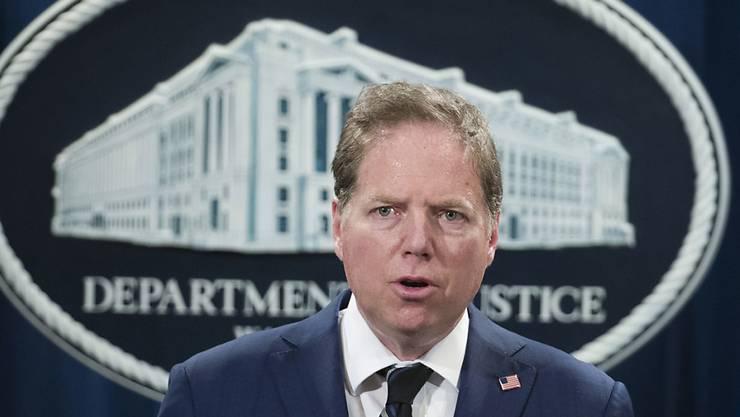 Verweigert den Rücktritt: Der prominente New Yorker Staatsanwalt Geoffry Berman.