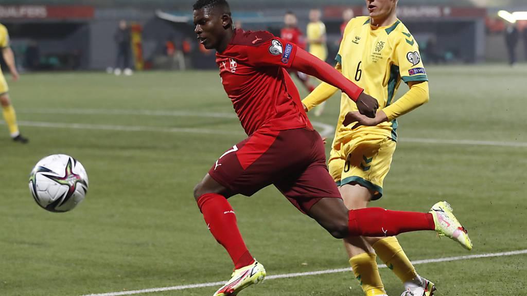 Schweizer Nationalmannschaft erfüllt Pflicht in Litauen souverän