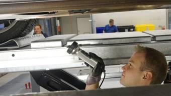 Das neue TCS-Mobilitätszentrum in Schlieren