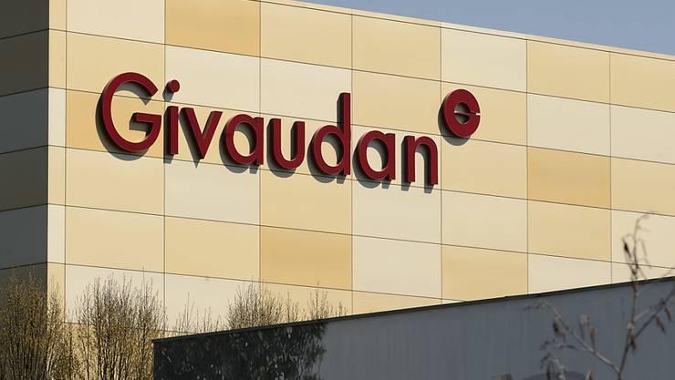 Weiterhin stramm auf Wachstumskurs: Firmensitz von Givaudan in Vernier bei Genf.