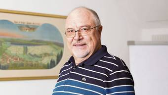 Gemeindeschreiber Markus Vogt ist ein grosser Fussball-Fan.