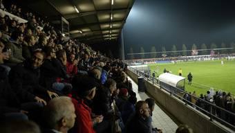 Vor fünf Jahren empfing der FC Wohlen den FC Basel im Schweizer Cup, damals gab es im Stadion Niedermatten einen neuen Zuschauerrekord.