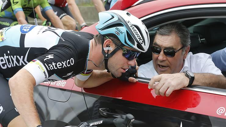 Furh seine letzte Saison im belgischen Team Etixx-Quick Step: Mark Cavendish (30)