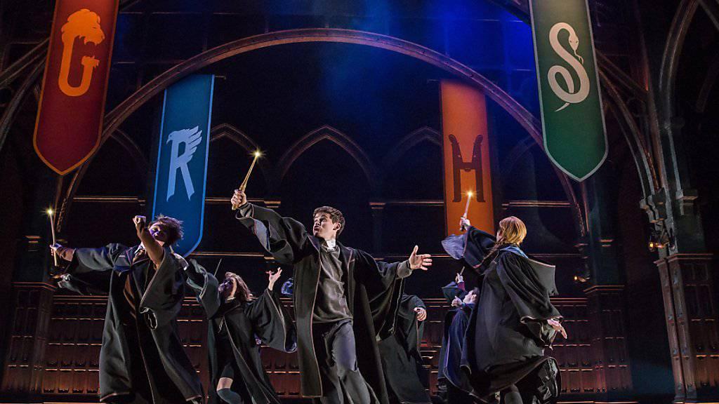 Wurde in New York als bestes Theaterstück ausgezeichnet: die Produktion «Harry Potter and the Cursed Child». (Archivbild)