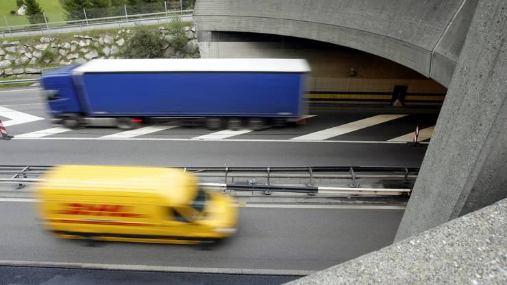Der Kanton Solothurn bevorzugt die vom Bundesrat vorgeschlagene Variante einer zweiten Gotthard-Tunnelröhre.