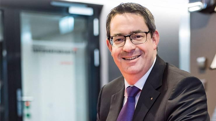 Direktor Handelskammer beider Basel