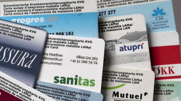 Die schwarze Liste der Krankenkassenzahler wird im Kanton Solothurn abgeschafft. (Symbolbild)