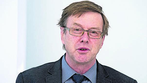 Felix Binder, Präsident Zurzibiet Regio