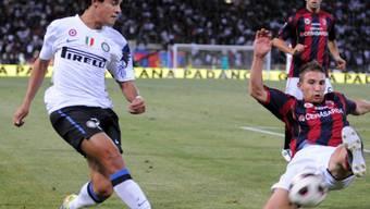Inter blieb auch gegen Bologna ohne Torerfolg