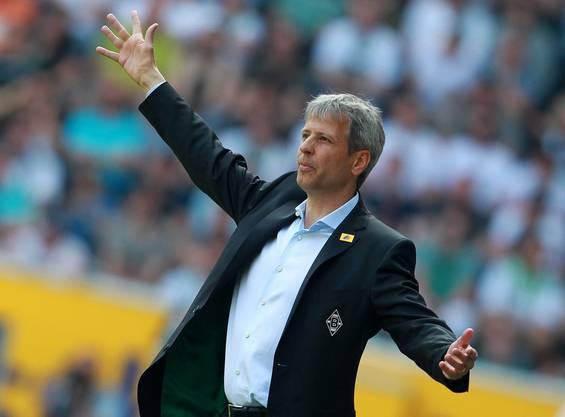 Die Gladbacher holten in der Bundesliga unter der Führung Favres 20 Punkte in 12 Spielen - zehn davon in den vier letzten Partien.