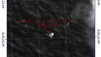 Chinesischer Satellit könnte ein Wrackteil vom Geister-Flug MH370 gefunden haben