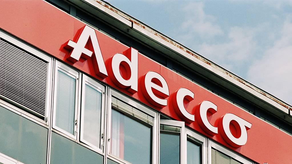 Adecco bleibt auf Erholungskurs und setzt sich neue Mittelfristziele. (Archiv)