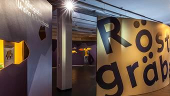 Die neue Sonderausstellung im Vindonissa Museum zeigt, wie der Röstigraben entstanden ist.