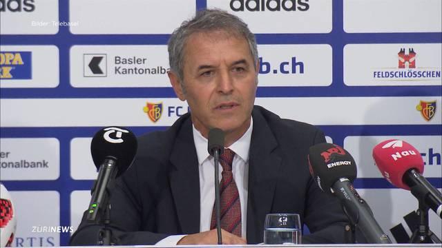 Marcel Koller wird Trainer des FC Basel