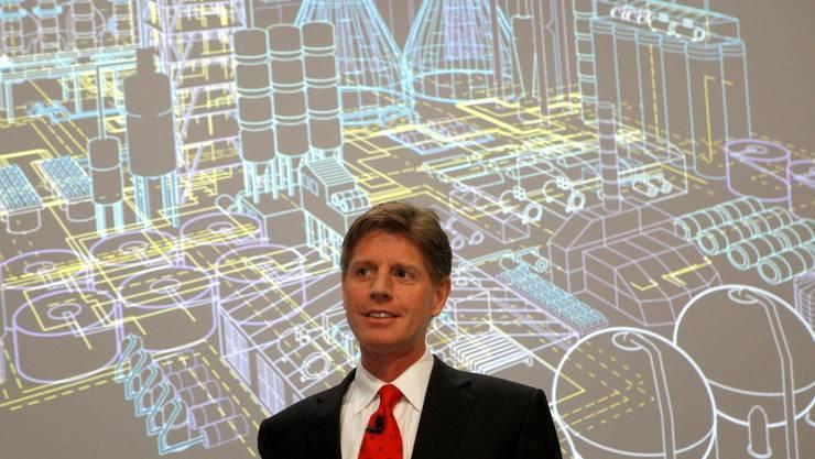 CEO Joe Hogan: «Die Hälfte der Einsparungen konnten wir im Einkauf erzielen».