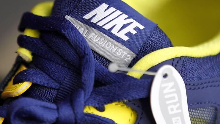 Nike steigert erstmals seit einem Jahr wieder seine US-Erlöse. (Archiv)