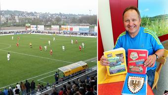 Christian Holzers Herz schlägt für den FC Aarau, auch wenn er jetzt auf der Wohlener Niedermatte mithilft.