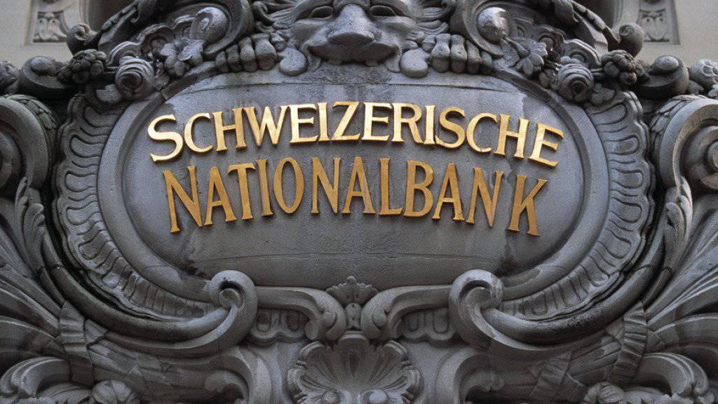 Die Vollgeld-Initiative will der Schweizerischen Nationalbank ein Monopol für die Ausgabe von Buchgeld übertragen. Bundesrat und Parlament konnten die Initianten nicht überzeugen. (Archiv)